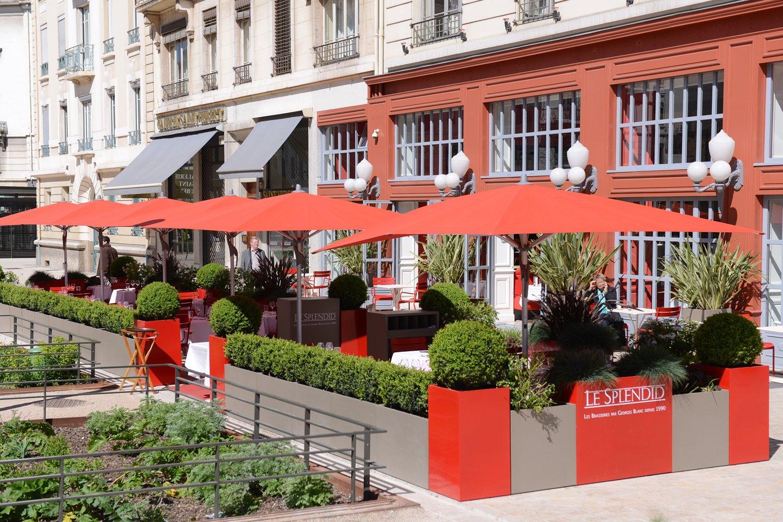 Restaurant Lyon Le Splendid, Georges Blanc