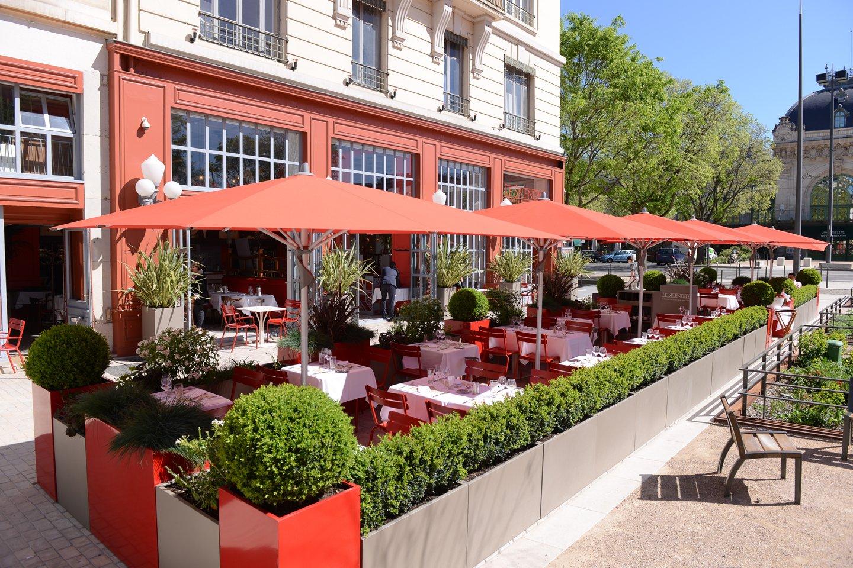 Restaurant Le Splendid, Georges Blanc Lyon Rhône :