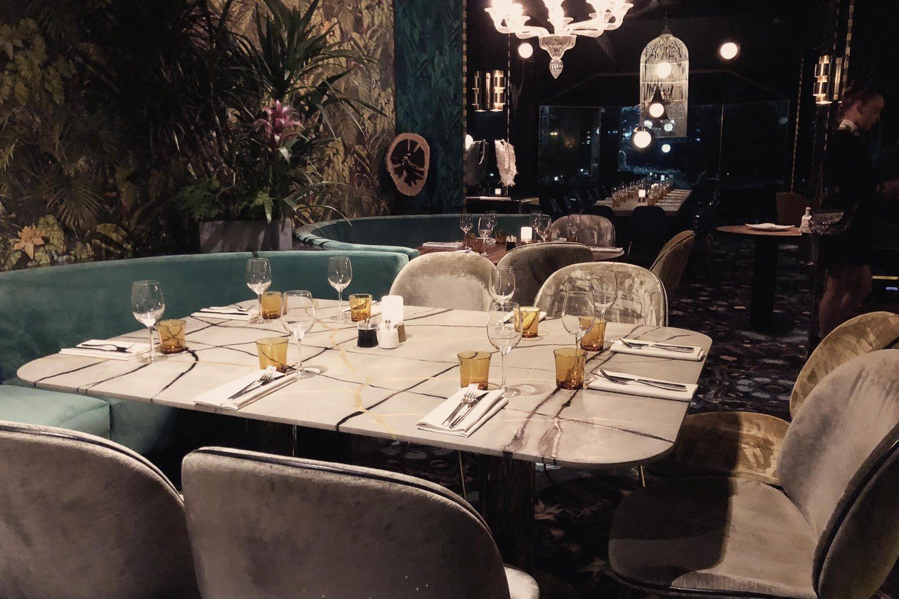 Restaurant Paris Verde by Yeeels