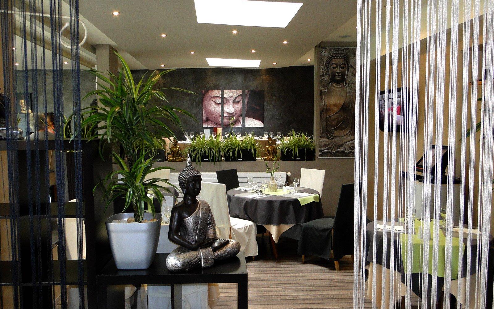 Repas entreprise dans une adresse élégante restaurant groupe LAGNY SUR MARNE 77