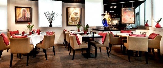 Repas entreprise adresse contemporaine restaurant groupe Courbevoie 92