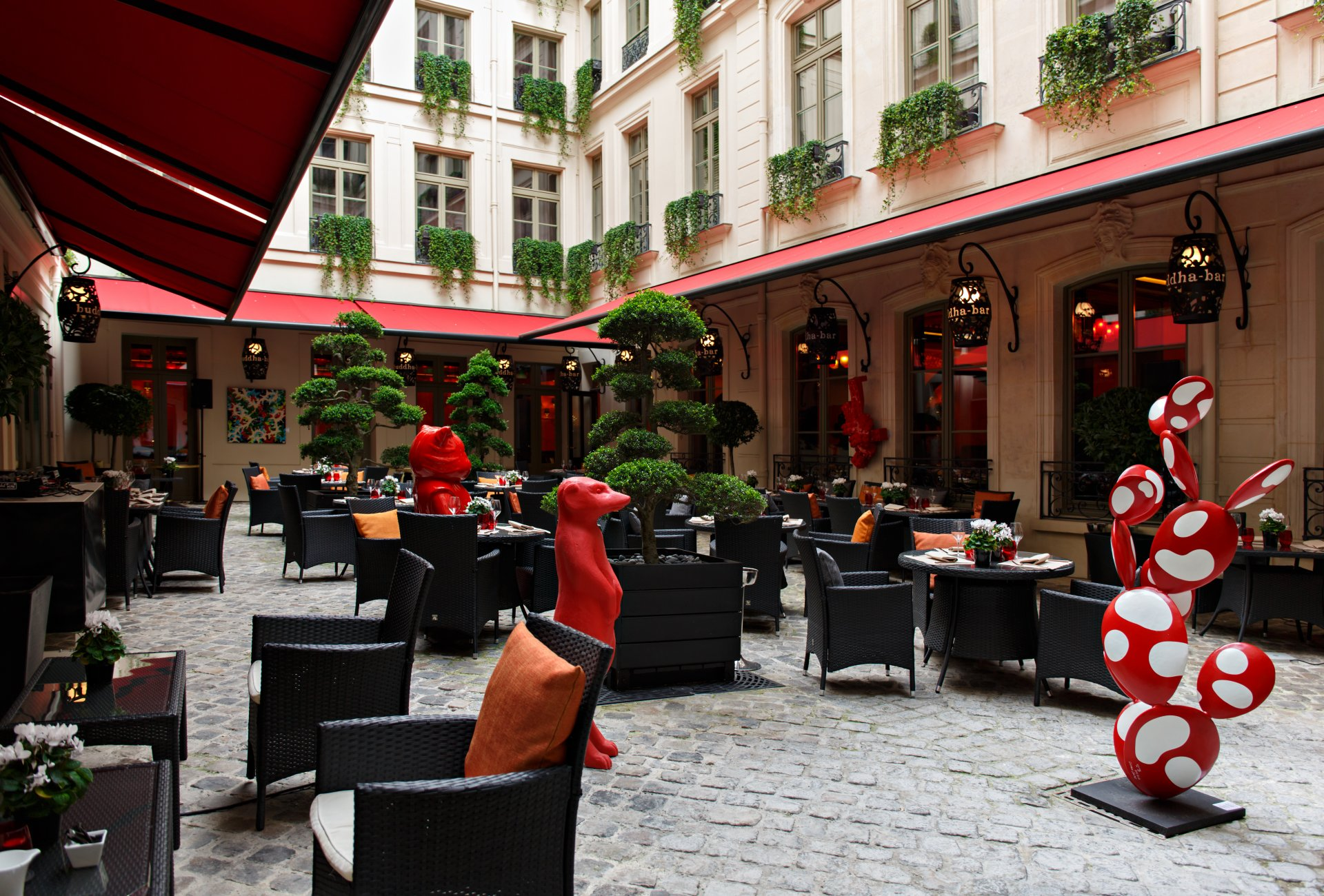 Buddha-Bar hotel Paris*****