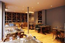 Repas entreprise dans un restaurant à la cuisine bistronomique restaurant groupe PARIS 1 75