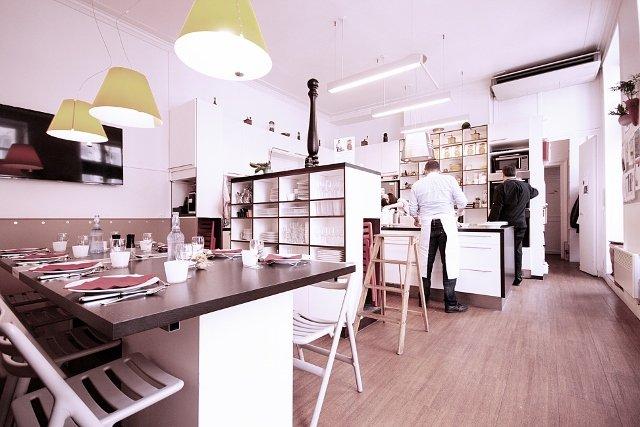 cours de cuisine à deux pas de la bourse dans un lieu atypique ... - Cours De Cuisine A Deux Paris