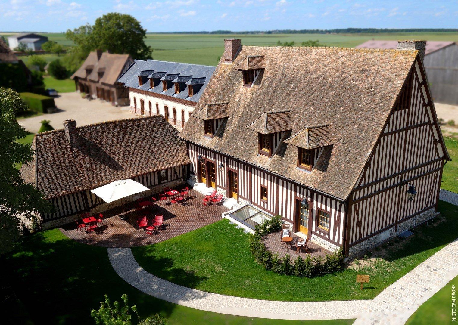Restaurant Surville La Table du Manoir de Surville