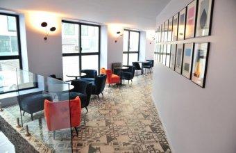 Repas entreprise dans un restaurant trendy restaurant groupe Paris 17