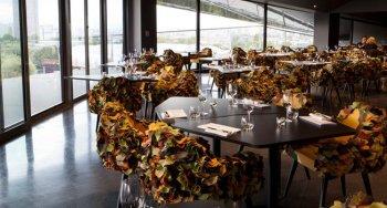 Restaurant Paris Le Balcon, Philharmonie de Paris