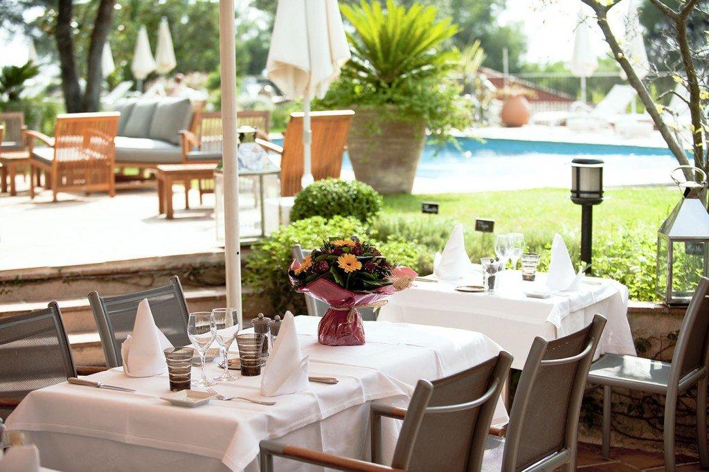 Restaurant Vence La Table du Cantemerle