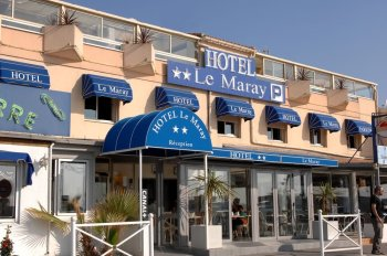 Restaurant Le Grau-du-Roi Le Saint Pierre (30)