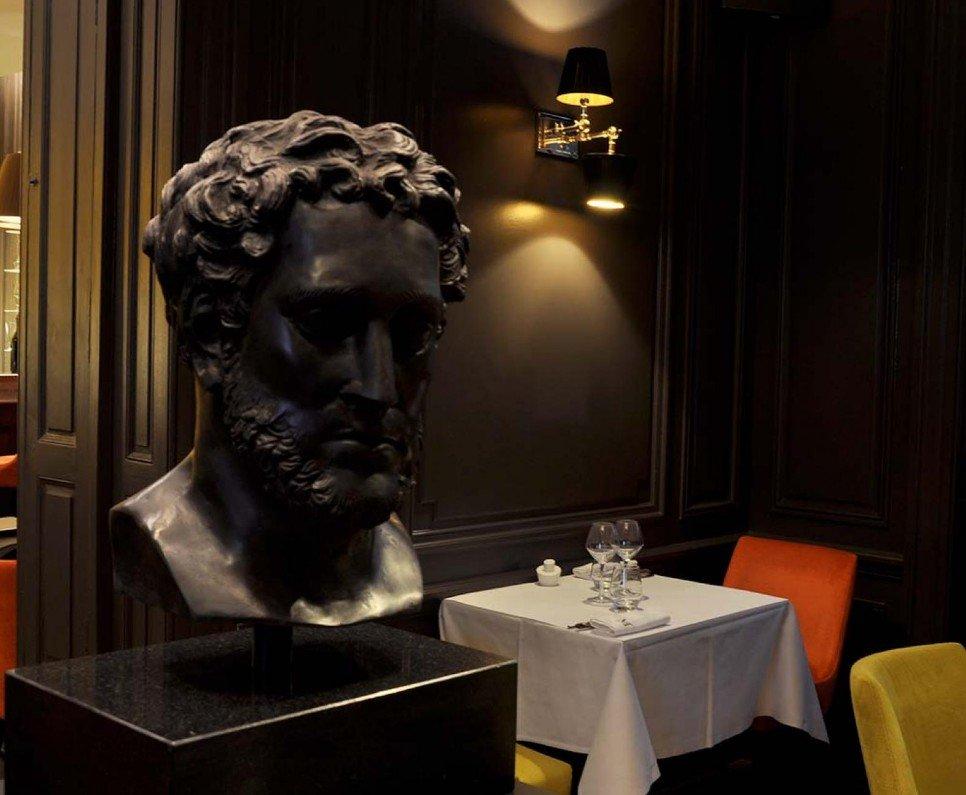 Restaurant Écully Maison d'Anthouard Restaurant