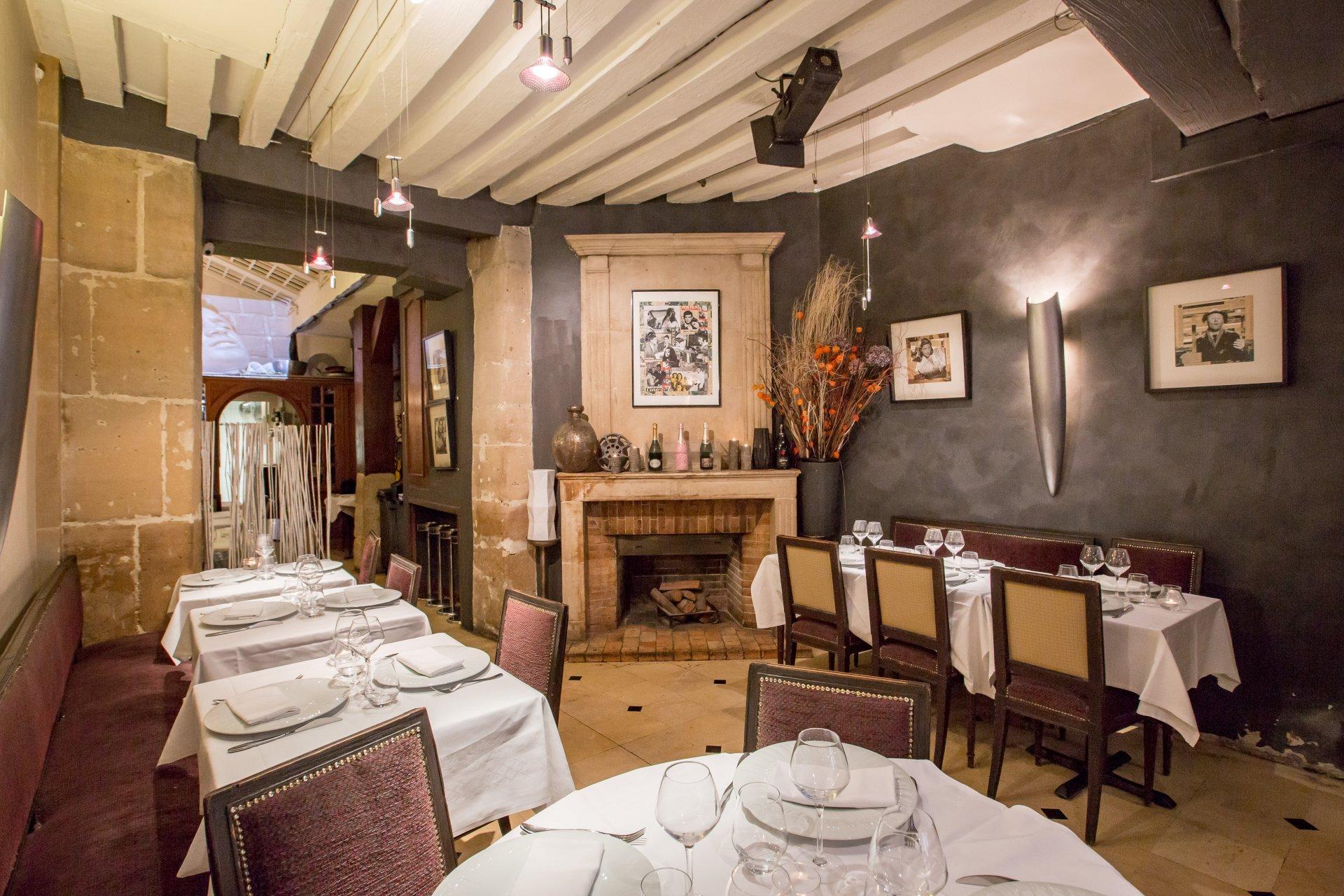 Restaurant Paris L'Orangerie
