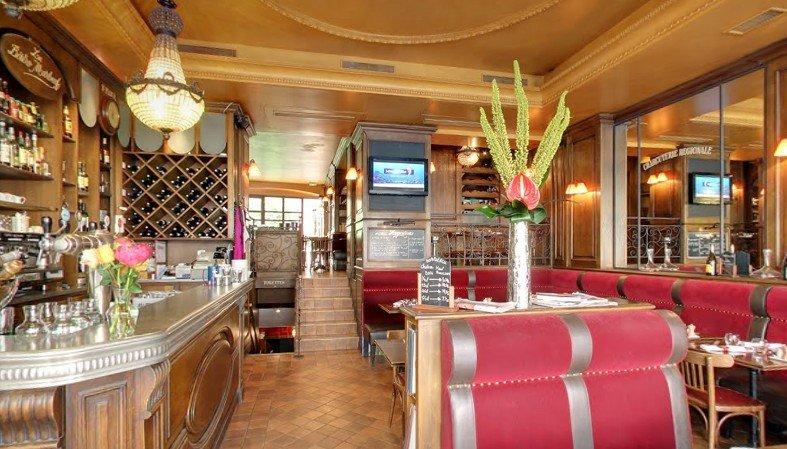 Restaurant Paris Le Bistro Marbeuf