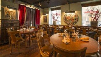 Restaurant Paris Les Comédiens