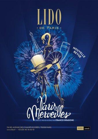Cabaret Historique Champs-Elysées Paris restaurant groupe PARIS 8 75