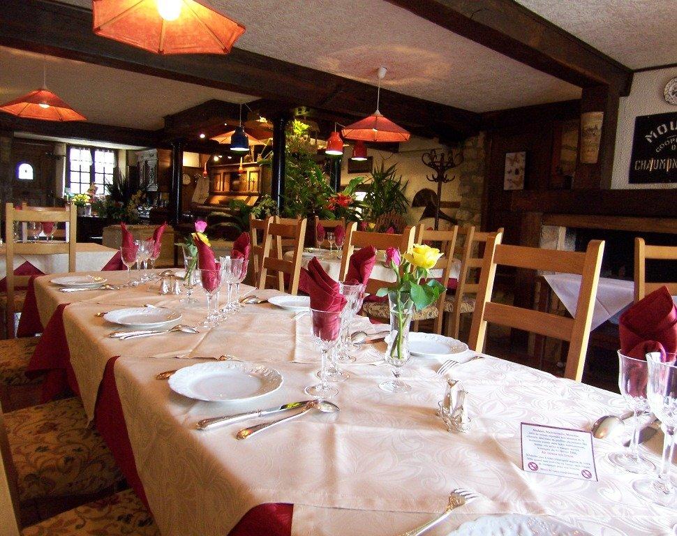 Restaurant Chaumont sur Aire Auberge du Moulin Haut