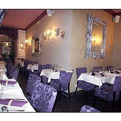 Repas d'entreprise dans un restaurant près des Champs Elysées restaurant groupe