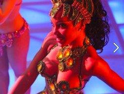 Repas entreprise cabaret brésilien restaurant groupe Paris 17