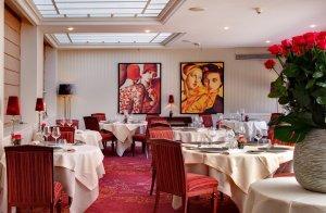Restaurant Le Touquet-Paris-Plage Le Pavillon, Le Westminster