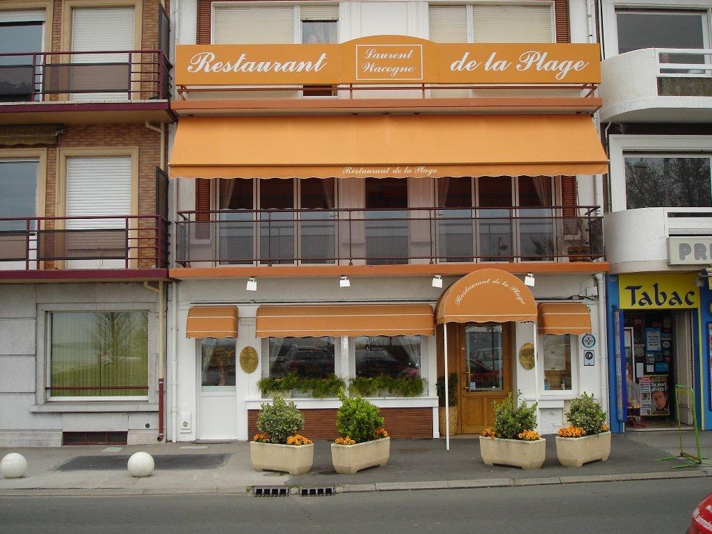 Restaurant Face A La Mer Calais