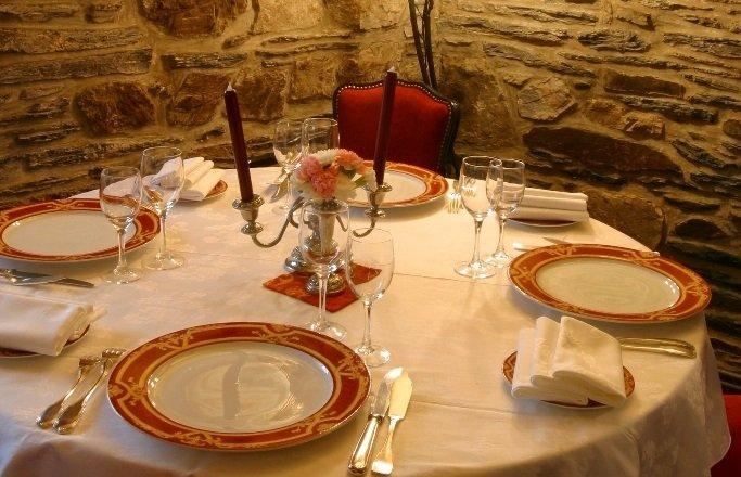 Restaurant auberge grand 39 maison mur de bretagne c tes d for Auberge grand maison mur