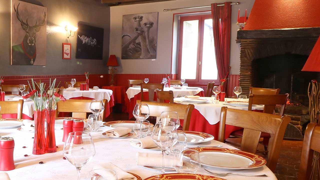 Restaurant Lys-Saint-Georges Auberge la Forge