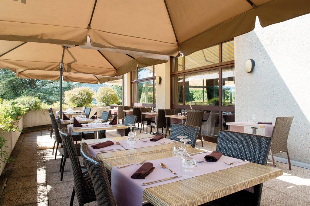 Restaurant Aix-les-Bains La Dent du Chat, Villa Marlioz