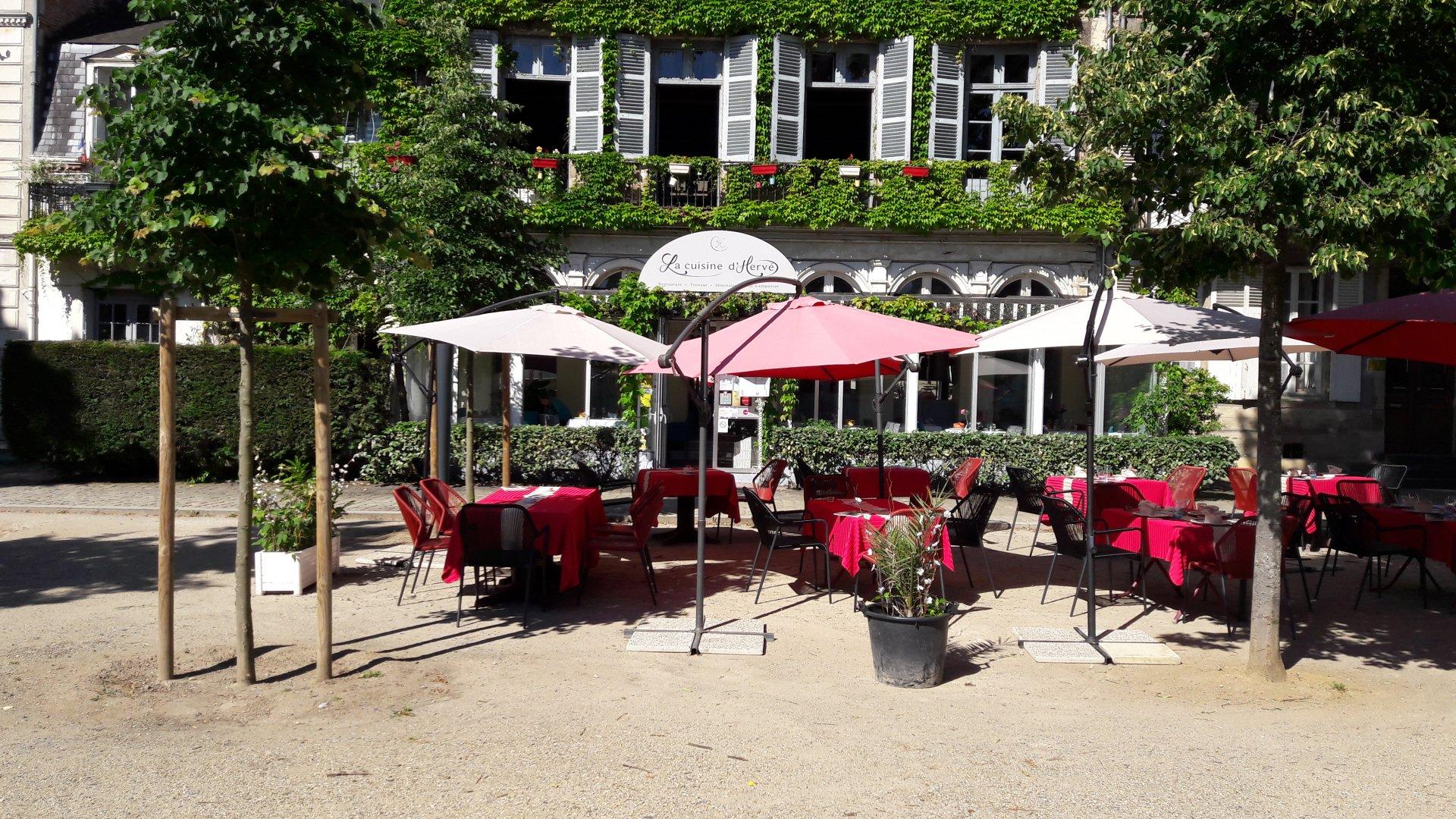 Restaurant La Cuisine D Herve Moulins Allier
