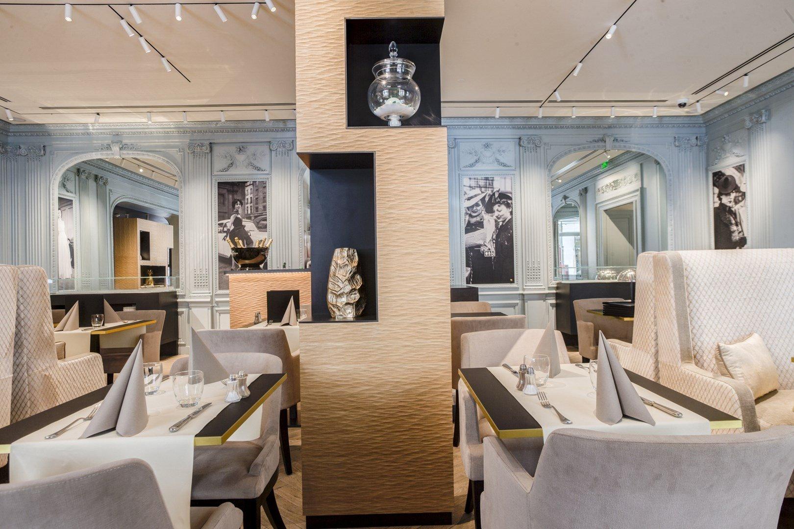 Restaurant Paris Le Saint Ô, Royal Saint Honoré