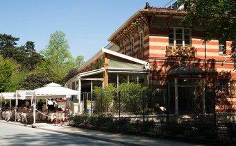 Repas entreprise dans une ambiance bucolique restaurant groupe PARIS 14 75