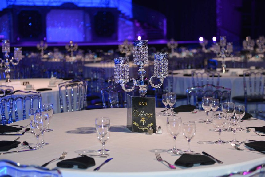 Le Mirage Music Hall Revue - Dessert or champagne