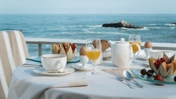Restaurant Biarritz Le B, Sofitel Biarritz Prestige