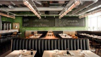 Restaurant paris Champeaux, Alain Ducasse