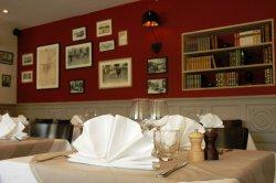 Restaurant vannes A l'Image Sainte Anne Découverte