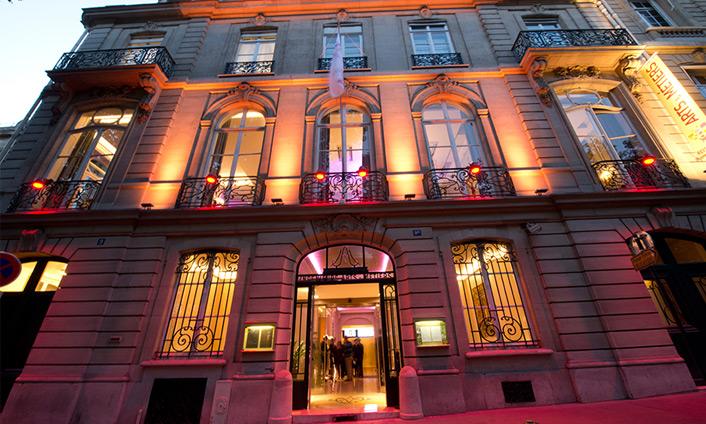 H tel particulier paris paris ile de france salle de - Maison arts et metiers ...