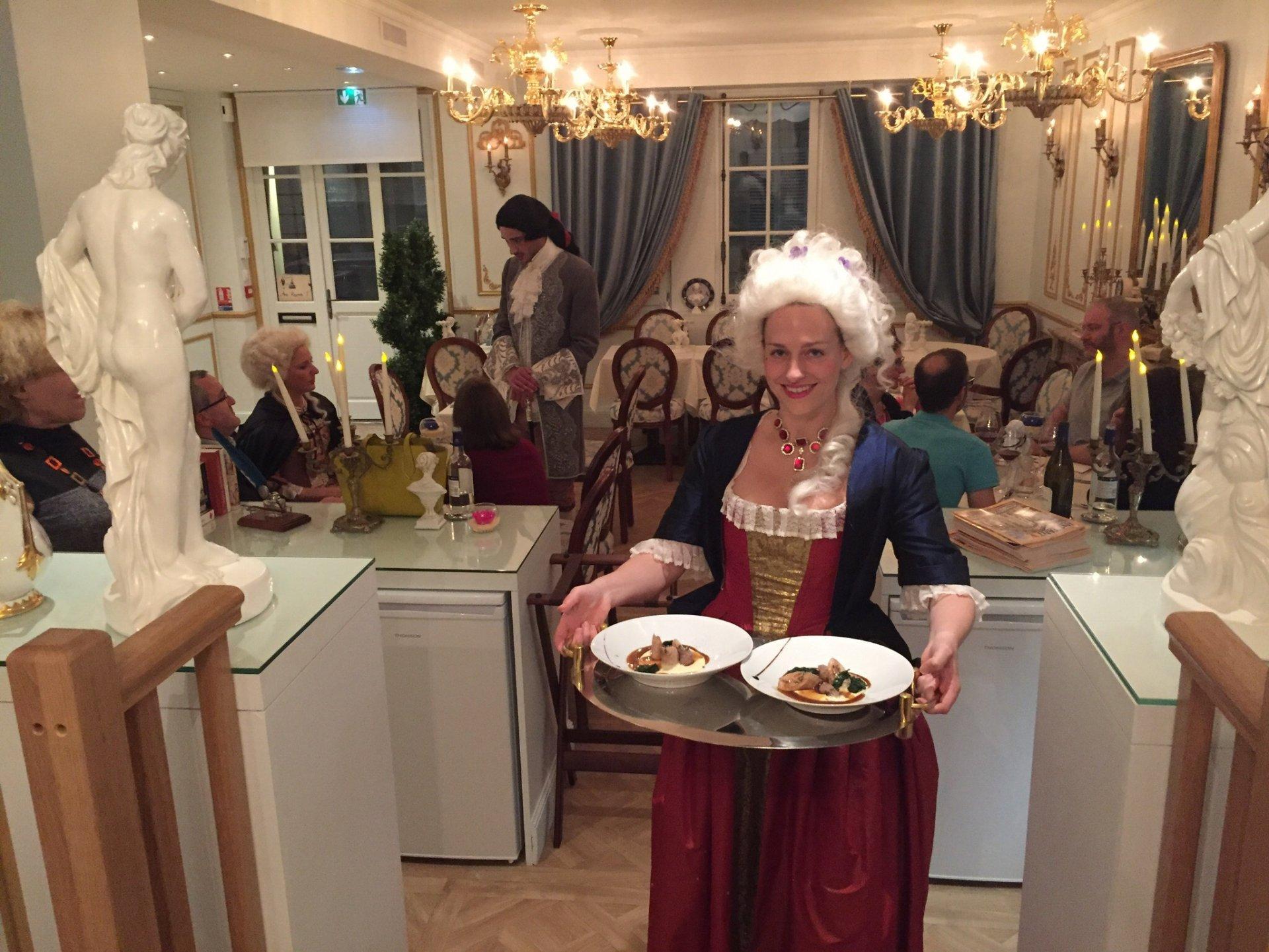 Reminisens versailles yvelines offrir cadeau restaurant for Versailles yvelines