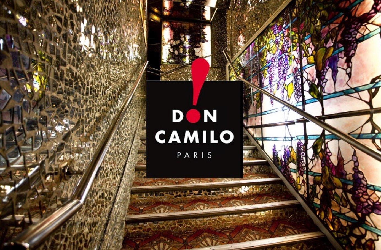 Le Don Camilo Paris Restaurant