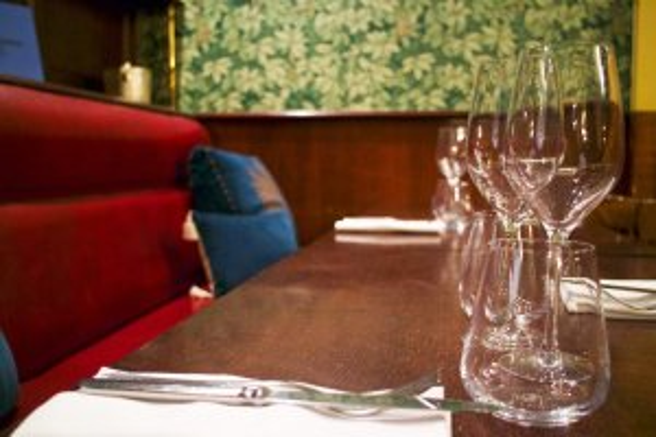 Restaurant Paris L'Entredgeu