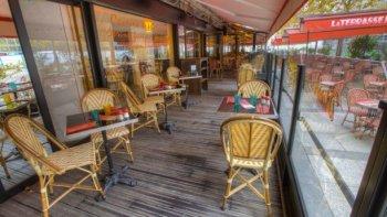 Restaurant Paris La Terrasse des Métiers