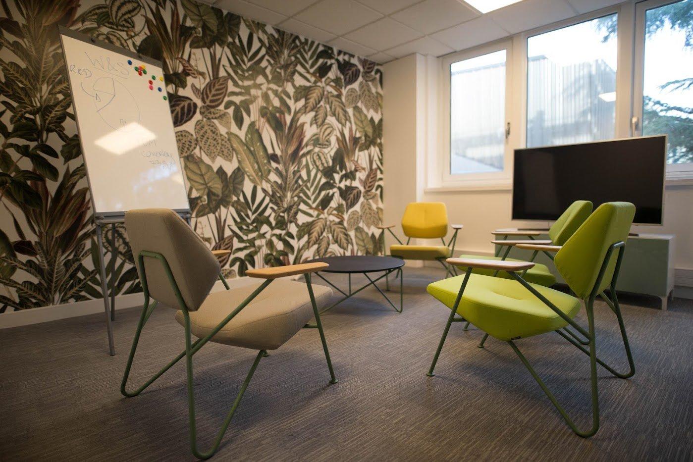 Work & Share Coworking Clichy Batignolles