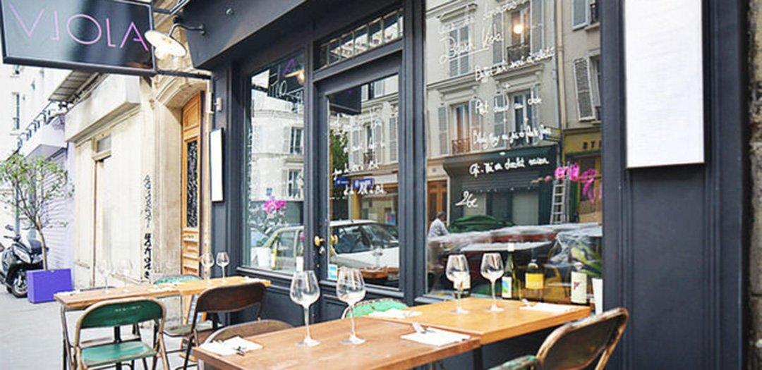 Restaurant Paris Viola