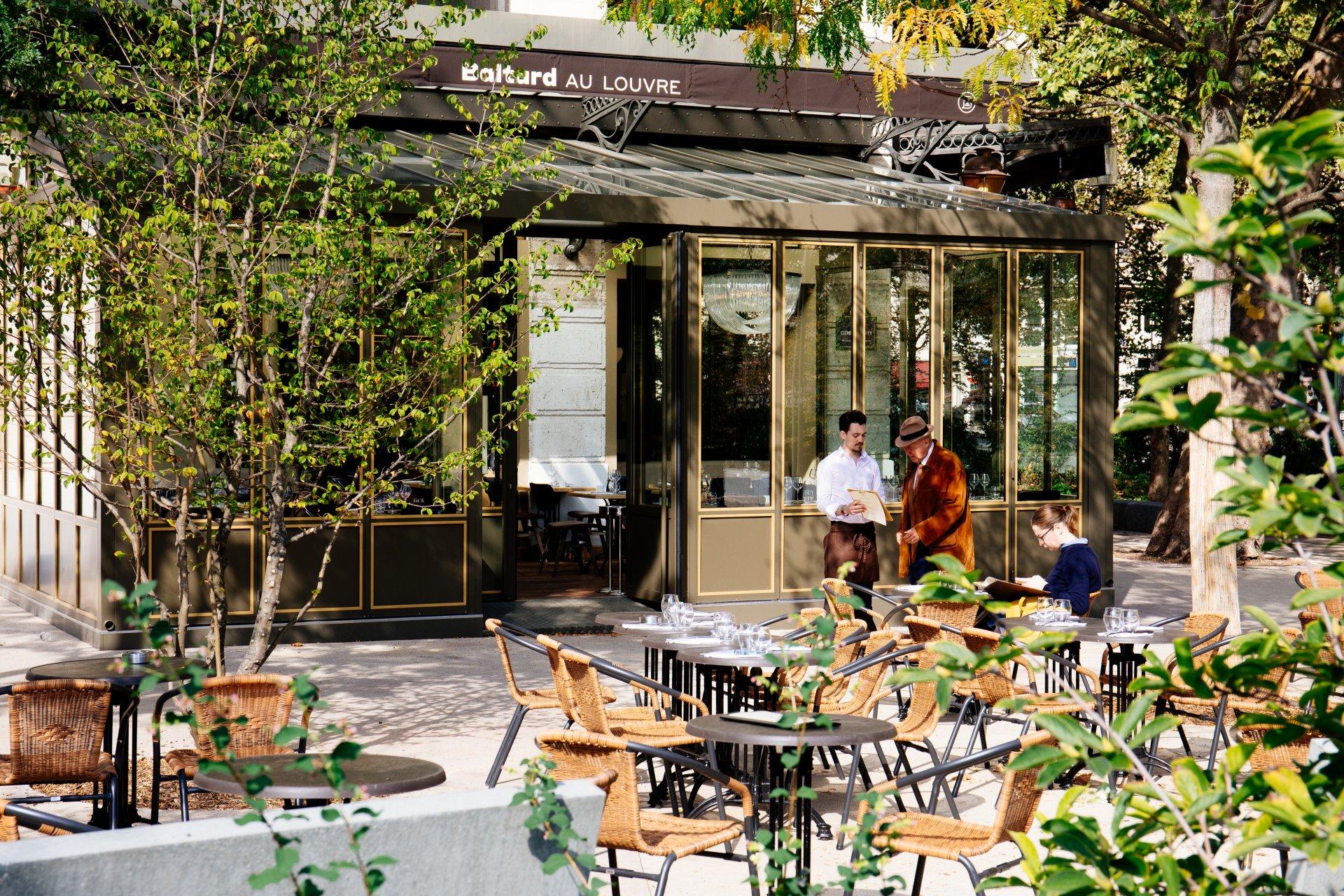 Restaurant Paris Baltard au Louvre