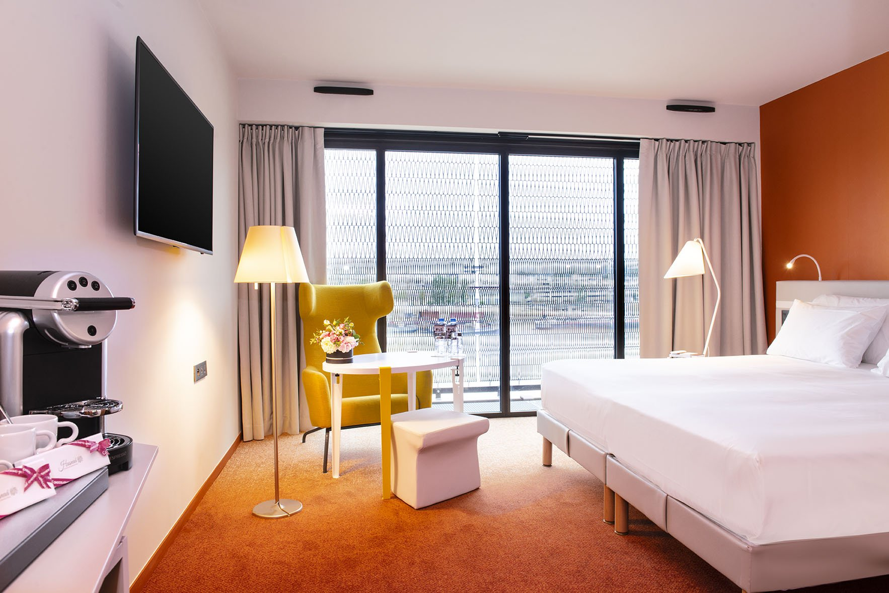 Radisson Blu Hotel Bordeaux****