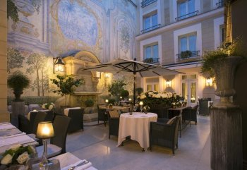 Restaurant Paris L'Assaggio, Castille Paris