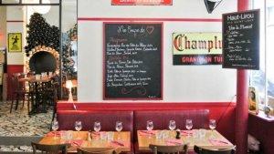 Restaurant Paris Au Bon Coin