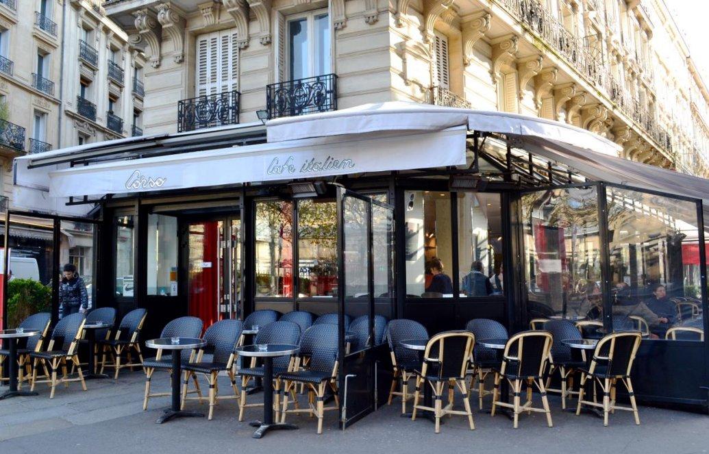 Restaurant Paris Corso Trudaine