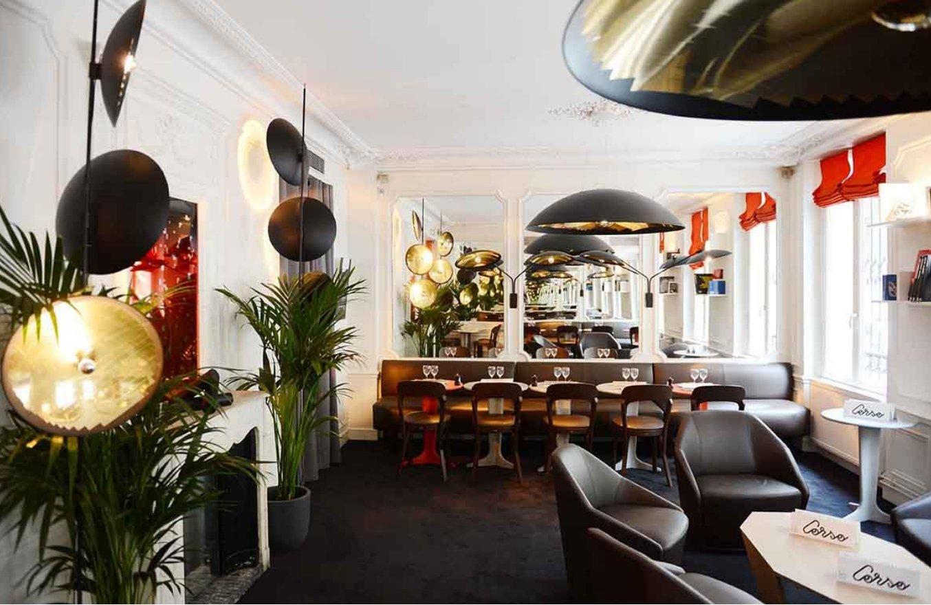 Restaurant Paris Corso Kléber