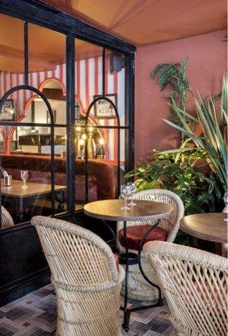 Restaurant Paris Papadoom Kitchen