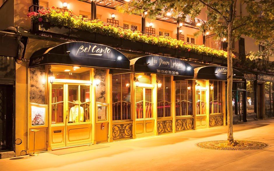 Bel Canto Hôtel de Ville