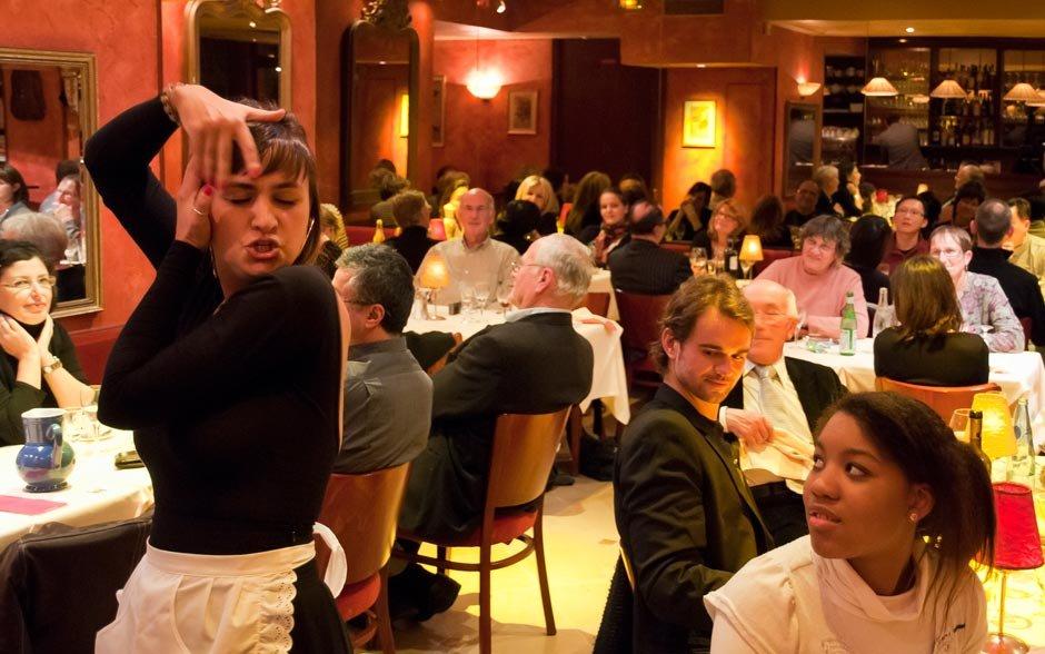 Bel Canto Hôtel de Ville Menu idéal gourmet - Bel Canto Hotel de Ville