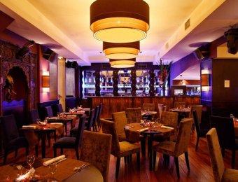 Repas entreprise dans une institution chic et branchée restaurant groupe PARIS 9 75